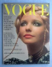 Vogue Magazine - 1970 - March 1st